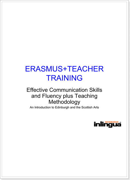 ERASMUS+ TEACHER TRAINING (Escocia)
