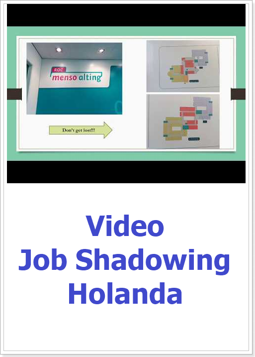 ERASMUS+ JOB SHADOWING (Holanda 2018)